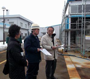 長岡バイオ施設見学2014年1月29日