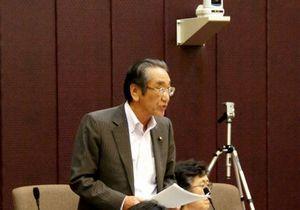 集団的自衛権賛成討論 赤松2014年6月