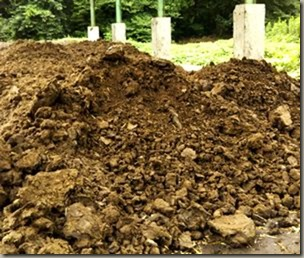 2017年7月23日 牛糞の堆肥