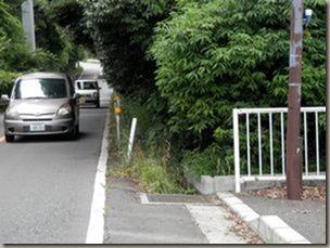 鎌倉山 歩道整備2017年7月号