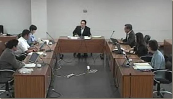 6月常任委員会